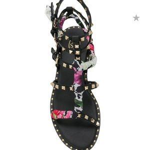 Ash studded sandals size 38